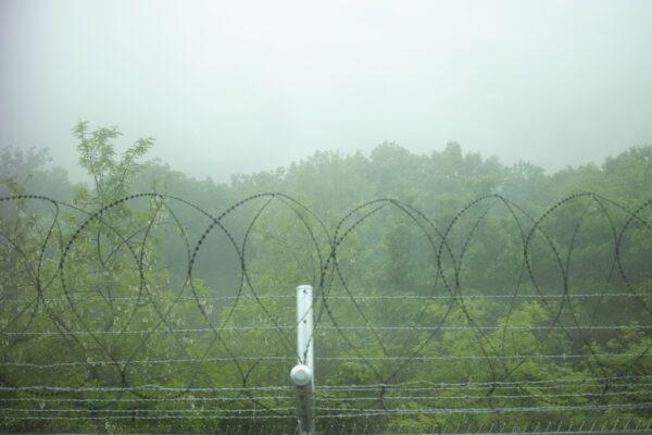 昨年3度の台風直撃を受けた北朝鮮