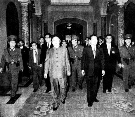 在韓米軍を認めていた北朝鮮