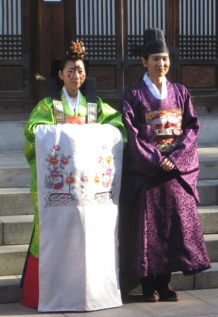 国際結婚が増える韓国