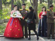 離婚率1%未満の北朝鮮? 中国SNSが伝える北朝鮮の恋愛・結婚観