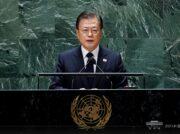 金与正氏 韓国次第で対話も 終戦宣言提案を巡り2談話