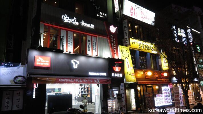米中どちらにも依存する韓国
