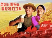 北朝鮮 秋の収穫量減少か 米研究機関が分析