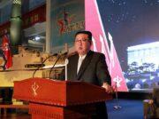 金正恩氏「敵は戦争そのもの」 一貫した対米・対韓方針に変化も