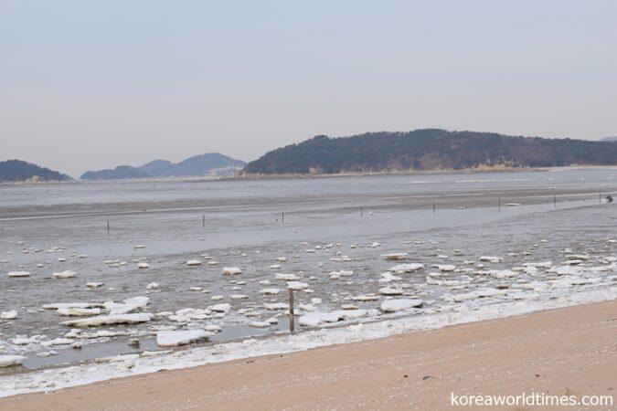 韓国を悩ませるもう1つの領土問題 中国の重圧に屈した島ならぬ浅瀬