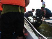 観光用ボートで北朝鮮と堂々と密貿易していた衝撃の写真