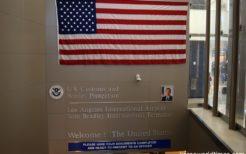 アメリカ・ロサンゼルス国際空港