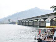 北朝鮮にもっとも近いホテル その3 河口断橋