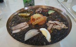 北朝鮮を代表する玉流館の冷麺