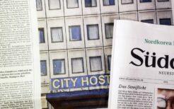 ベルリンで北朝鮮がユースホステル経営