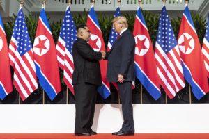 5月の短距離弾道ミサイル発射に対する日米首脳の認識と北朝鮮の反応