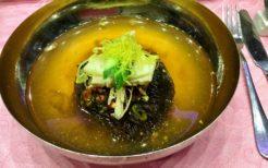 北朝鮮・平壌冷麺