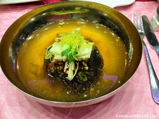 1食5000円の世界屈指の高級麺料理