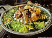 """""""ムーガタ""""タイ料理化した韓国料理 タイに根づく韓国料理は観光客にもオススメ"""